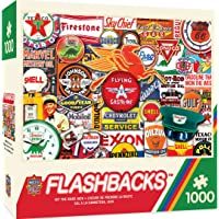 Flashbacks Hit the Road Jack 1000-Piece Jigsaw Puzzle