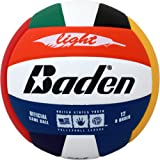 Baden Light Microfiber Training Volleyball (Official)