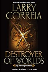 Destroyer of Worlds (Saga of the Forgotten Warrior Book 3) Kindle Edition