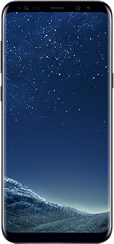 Samsung Galaxy S8+ G955U 64GB Unlocked GSM U.S. Version Phone w/ 12MP Camera - Midnight Black