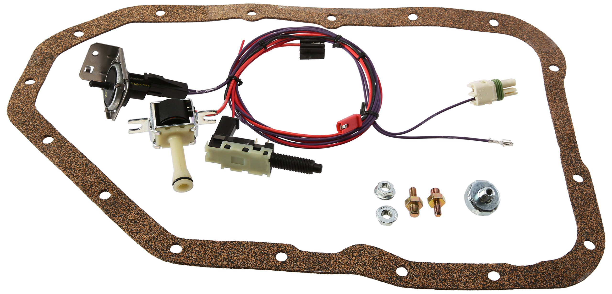 Painless 60110 Transmission Torque Converter Lock-Up Kit by Painless