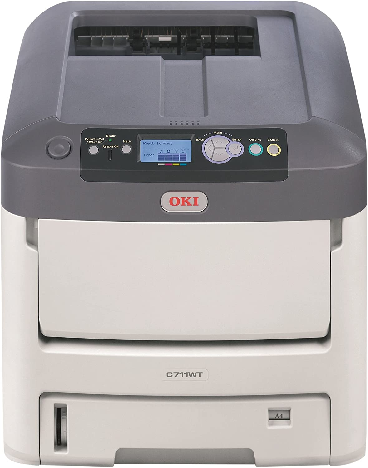 Amazon.com: OKI C711WT Imprimante laser Couleur: Computers ...