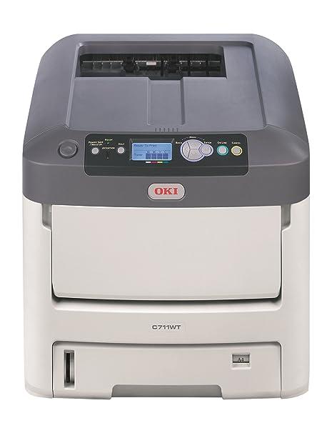 Amazon.com: OKI C711WT Imprimante Laser Couleur: Computers ...