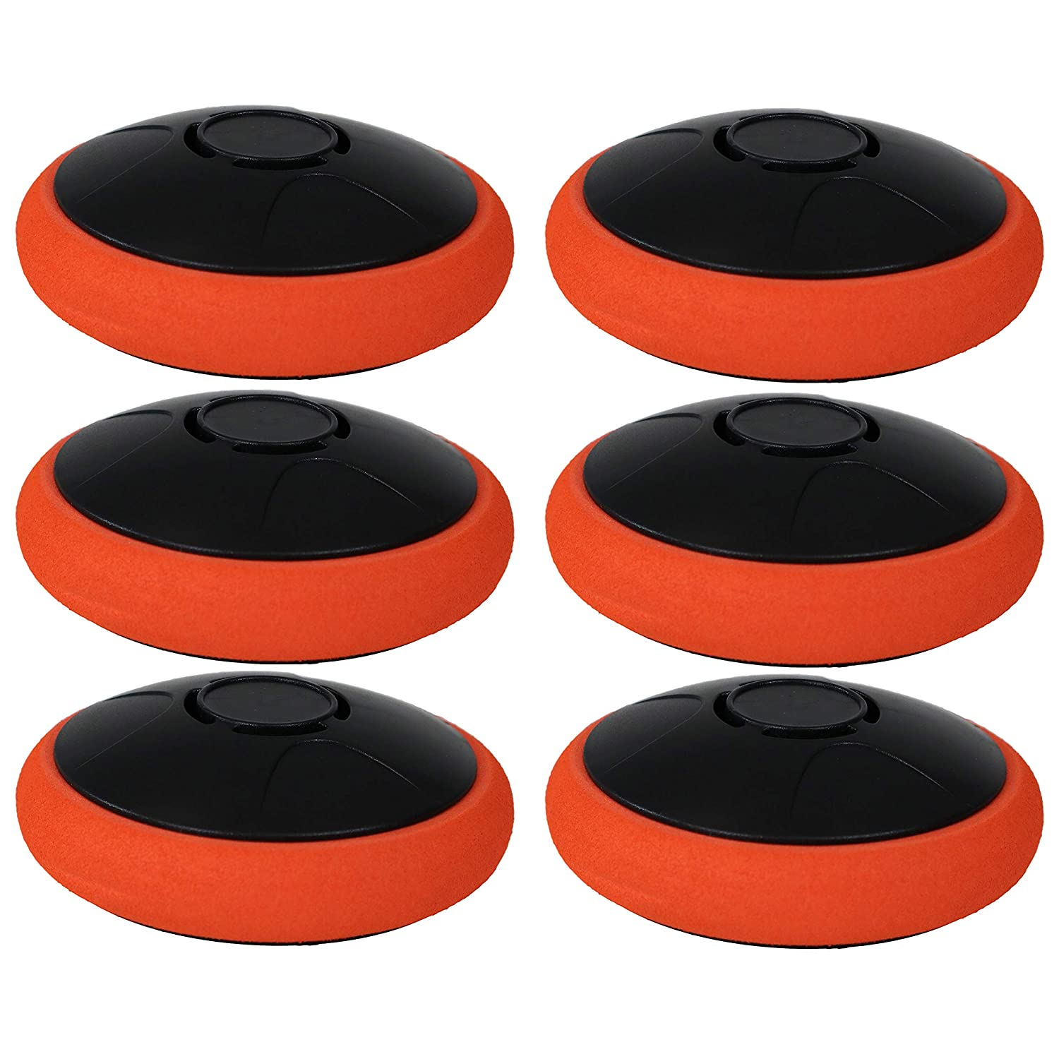 Sunnydaze Tabletop Rechargeable Hockey Hover Puck Choose Quantity 2-Inch
