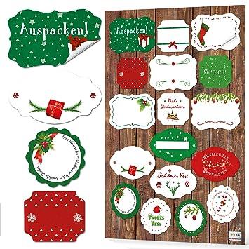 Frohe Weihnachten Aufkleber.Neu 2018 34 Weihnachtsaufkleber Aufkleber Frohe Weihnachten Grün Rot Weiß Geschenkaufkleber Sticker Verpackung Weihnachtsgeschenke