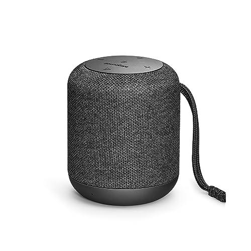 Anker Soundcore Motion Q Bluetooth スピーカー 防水 16W出力 大音量 高音質 360°サウンド ワイヤレスステレオペアリン
