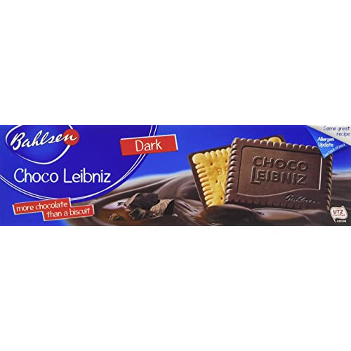 Bahlse Dark Chocolate Leibniz 125g