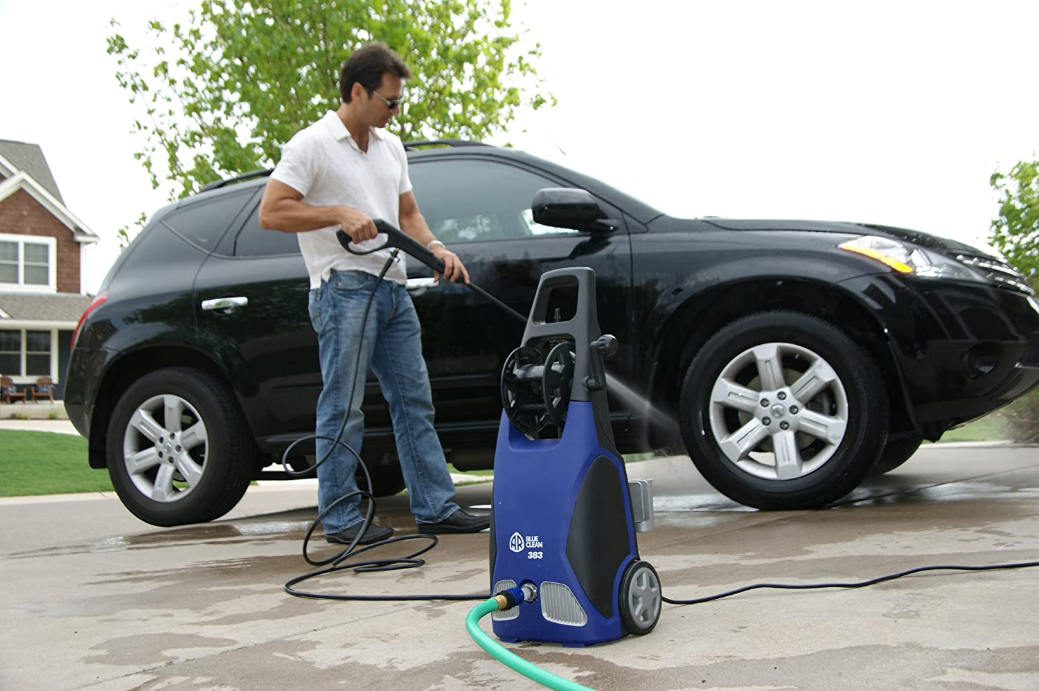 Best Pressure Washer Reviews and Buying Guide for 2021 1