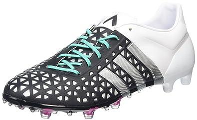 adidas ACE 15.1 SG WhiteWhiteSilver Metallic