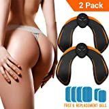 M MITLINK 2 Pack Butt Hips Trainer Upgrade Muscle Toner Fitness Training Gear Home Office Ab Trainer Workout Equipment…