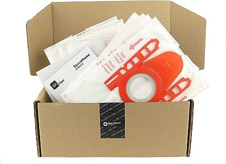 10 bolsas de alta calidad para aspiradores Bosch tipo G/G All/GXXL/GXL: Amazon.es: Hogar