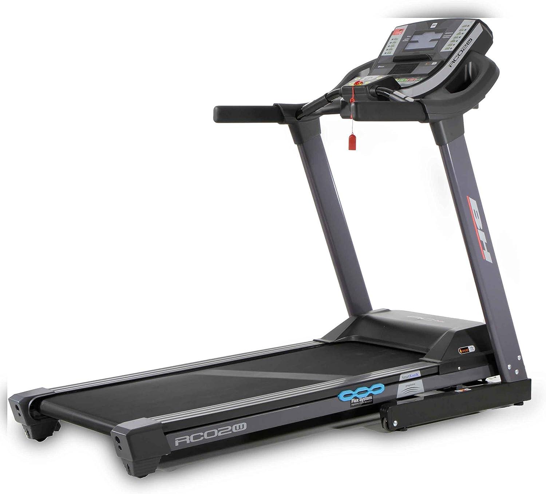 BH Fitness Rc02W Dual Cinta de Correr, Gris, Talla Única