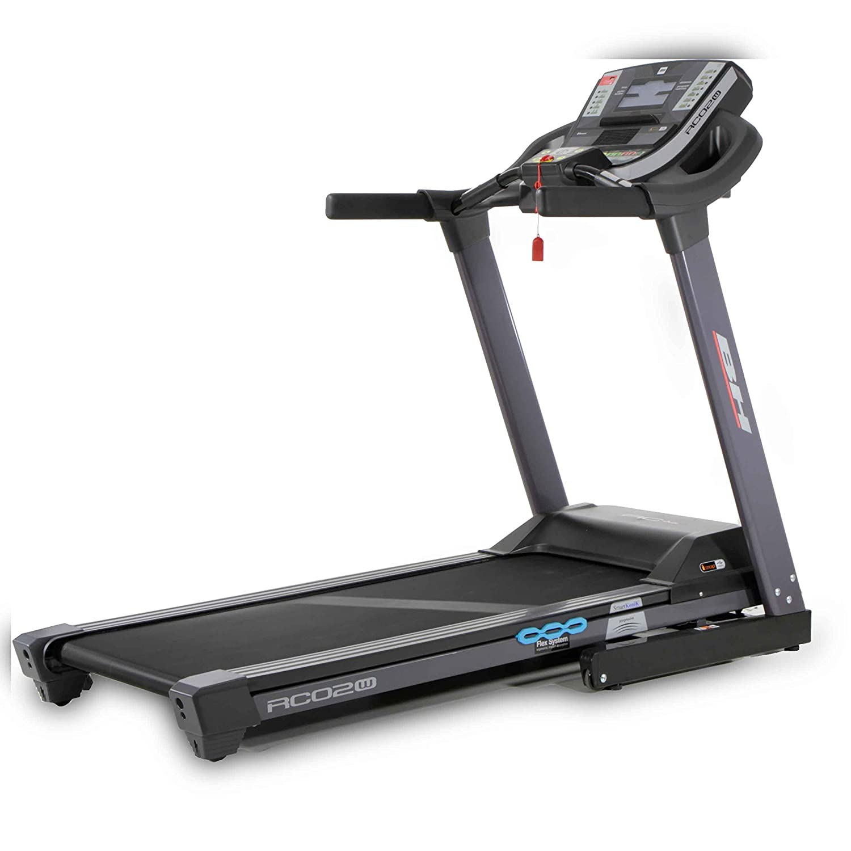 BH Fitness RC02W DUAL Treadmill, schwarz, One Größe