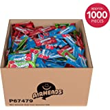 Airheads Candy Bulk Box, Individually Wrapped Mini Bars, Assorted Flavors, Easter Basket Stuffers, Non Melting, Party, 25 Pounds