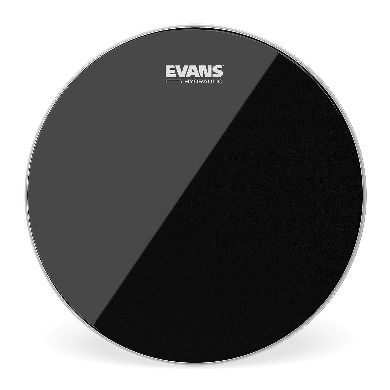B0002D0E0Q Evans Black Hydraulic Drum Head - 10 Inch 81NCbWpArAL