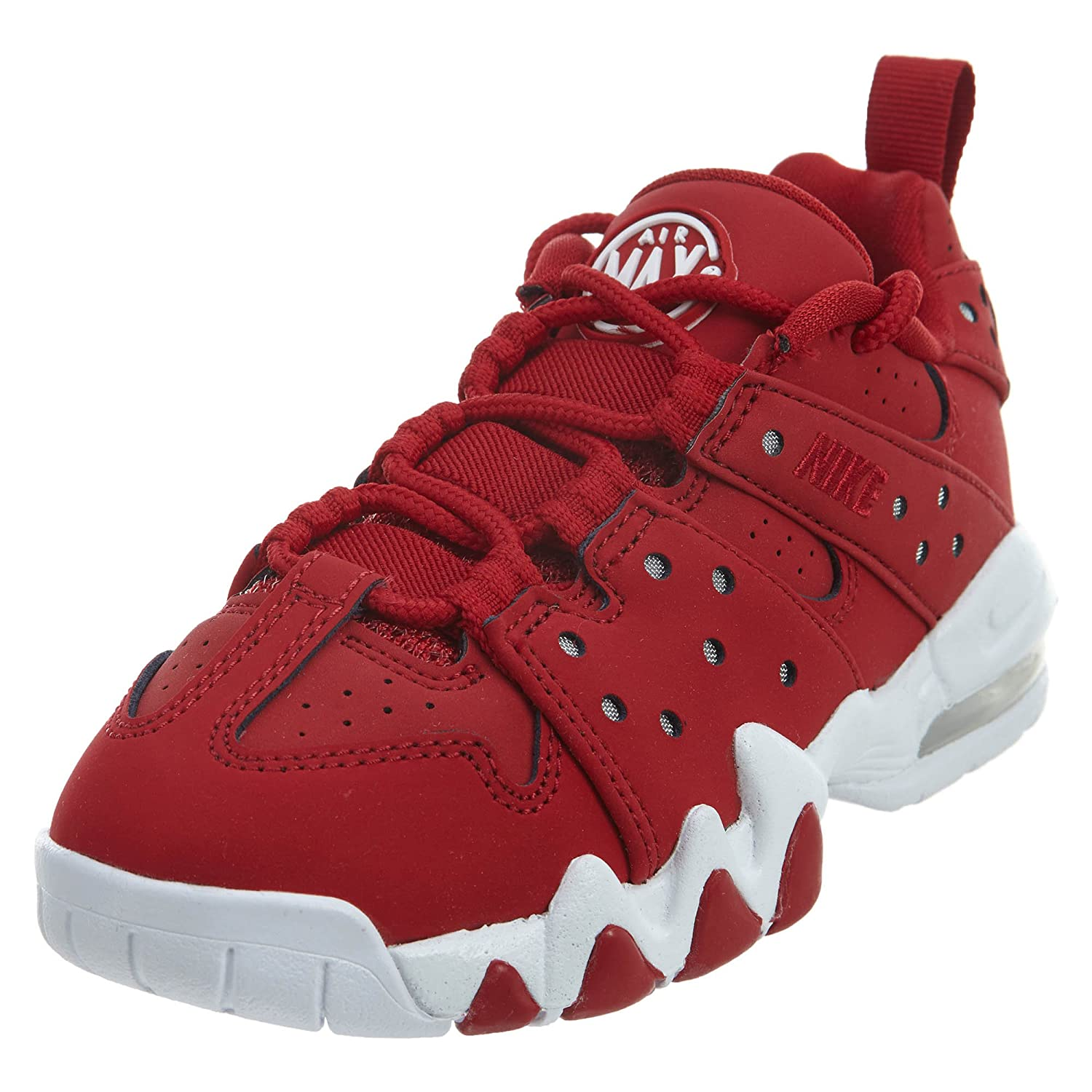 on sale 54ea6 38889 Amazon.com   Nike Air Max CB  94 Low Little Kid s Shoes Gym Red White Gym  Red 918337-600   Sneakers