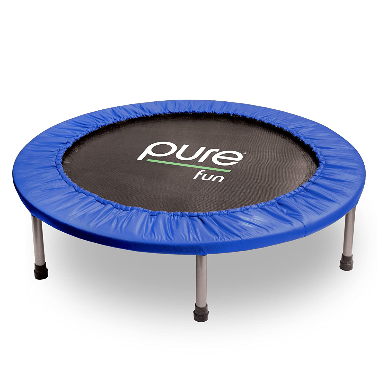 Global Quality Brands 9002MT Ages 13 Pure Fun Mini Rebounder Trampoline