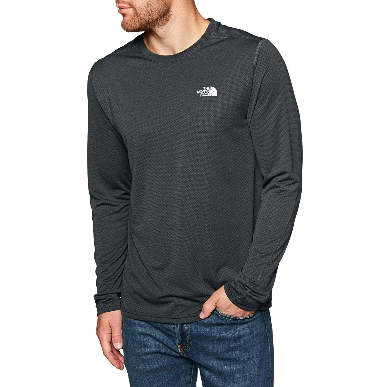 The North Face T93f54, Camicia 24/7 Tech Long-Sleeve Uomo