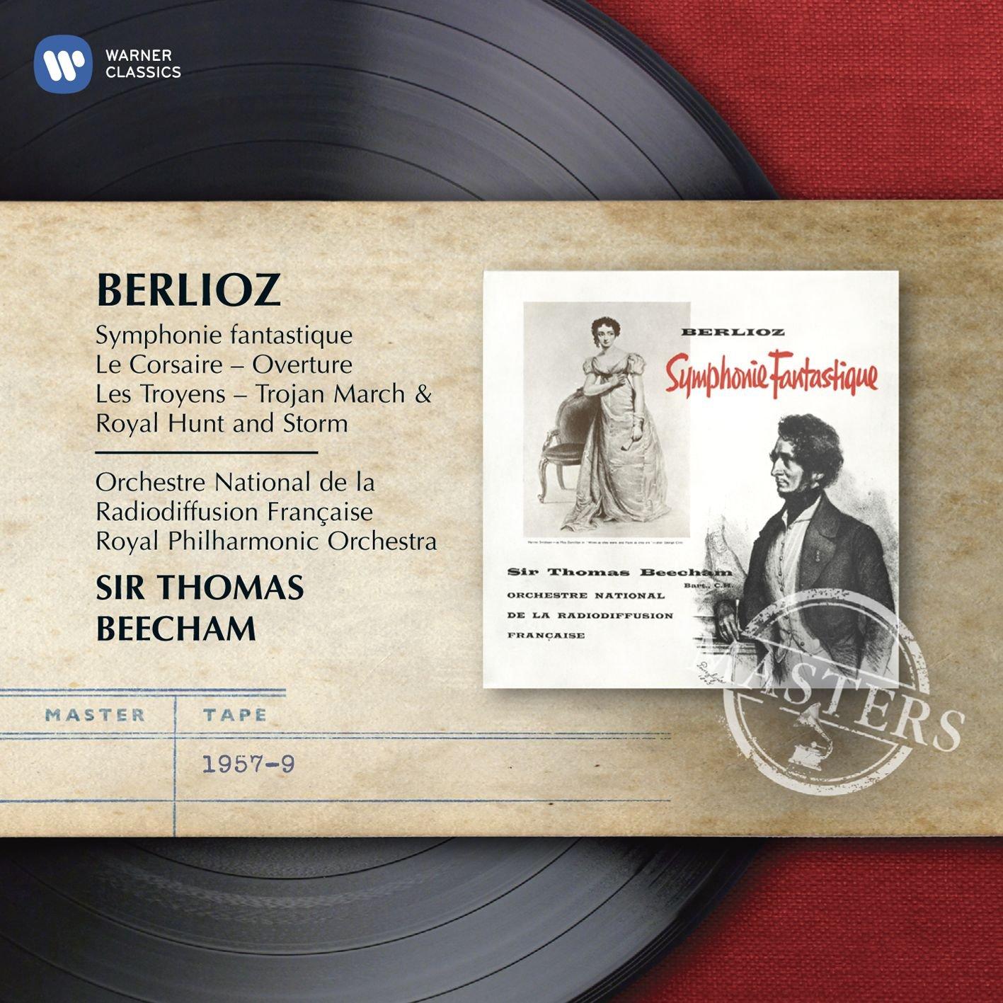 Hector Berlioz Sir Thomas Beecham Berlioz Symphonie  # Meubles De Tele Berlioz