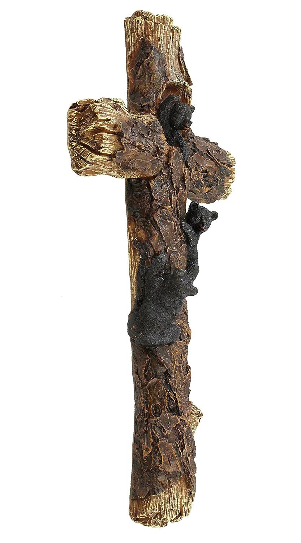 Amazon.com: Deleon colecciones decorativo de color negro oso ...