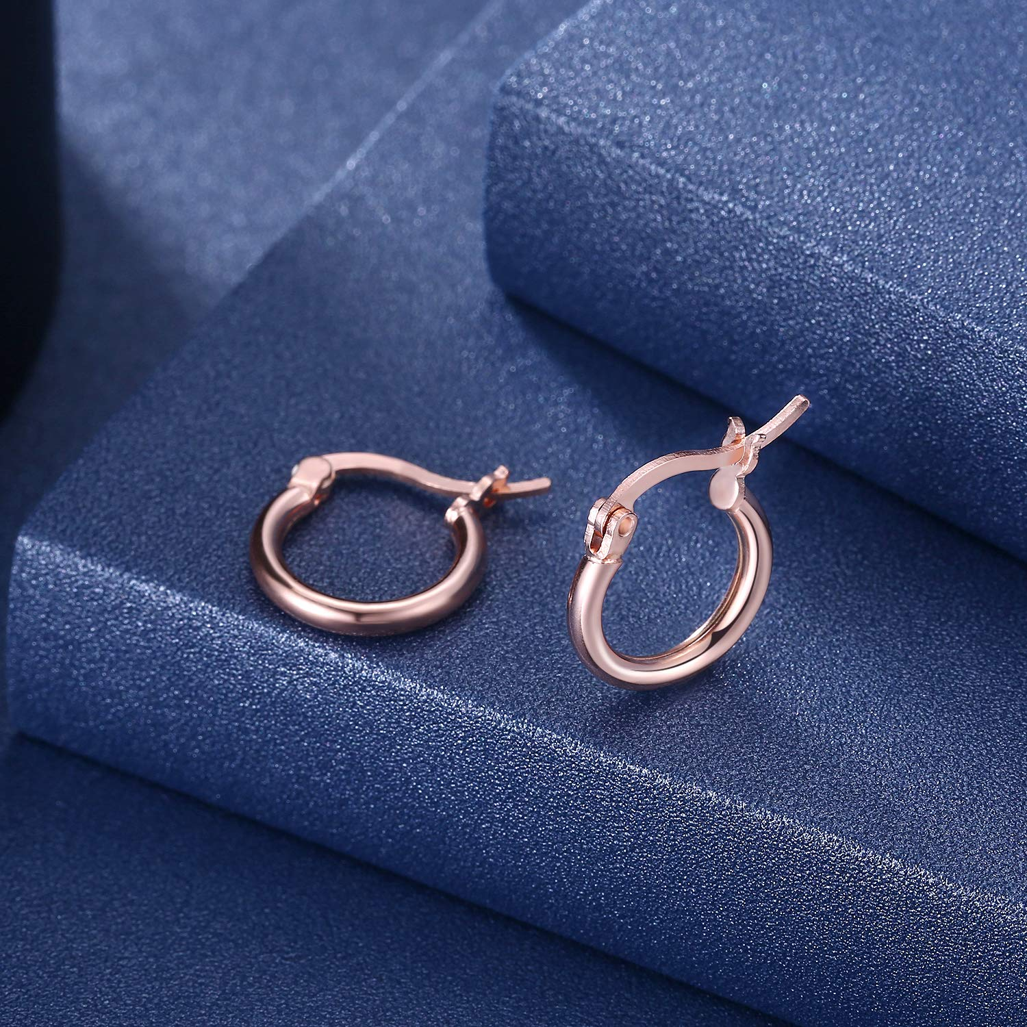 Amazon Rose Gold Earrings Earrings for Women Fashion Jewelry
