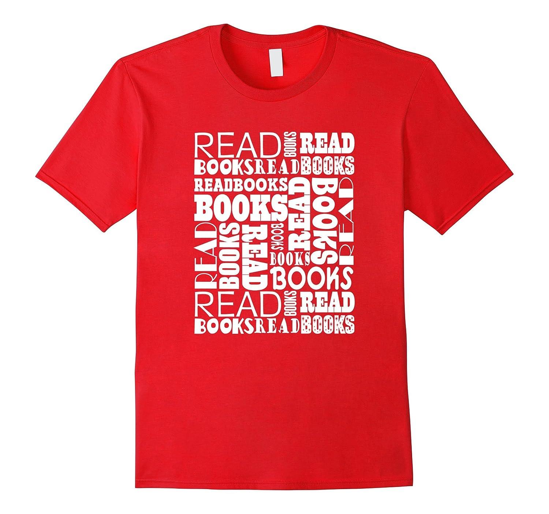 Librarian Reading Shirt Book Club Tshirt Gift-TD