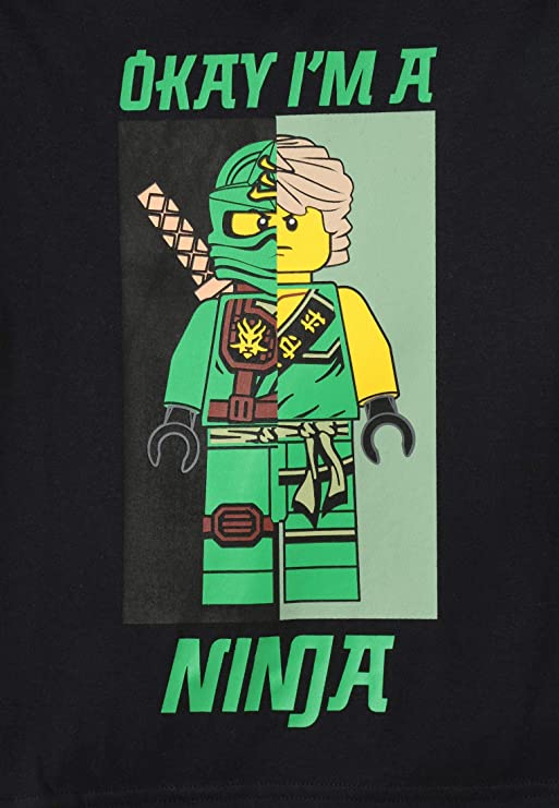 LEGO NINJAGO Pijama para Niños: Amazon.es: Ropa y accesorios