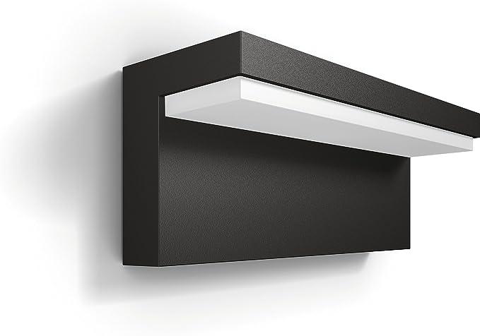 ip44 In acciaio inox Lampada da parete per esterno con rilevatore di movimento 9m LAMPADA ESTERNO e27