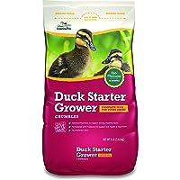 Manna Pro Duck Starter Grower Crumble, 8 lb