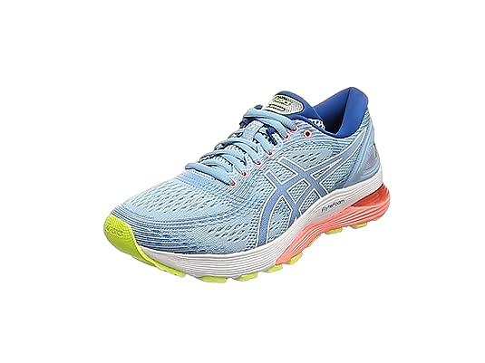 ASICS Gel-Nimbus 21, Zapatillas de Running para Mujer: Amazon ...