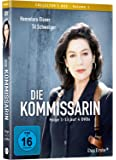 Die Kommissarin (4DVD Box) Folge 1-13 [Collector's Edition]