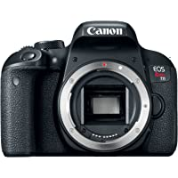 Canon EOS REBEL T7i Body (Certified Refurbished)