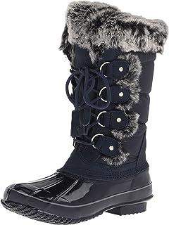 dada9e7b6 Amazon.com | Khombu Women's Waterpoof Winter Boots Nordic 2 | Boots