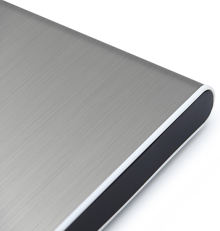 Cucina in Acciaio Inox Scala Impermeabile Bilancia Elettronica 5kg al Forno Cibo Scala Scala Piattaforma Nero