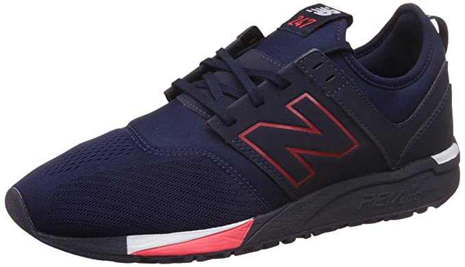 Sneaker NEW BALANCE MRL247 KN Color Blu