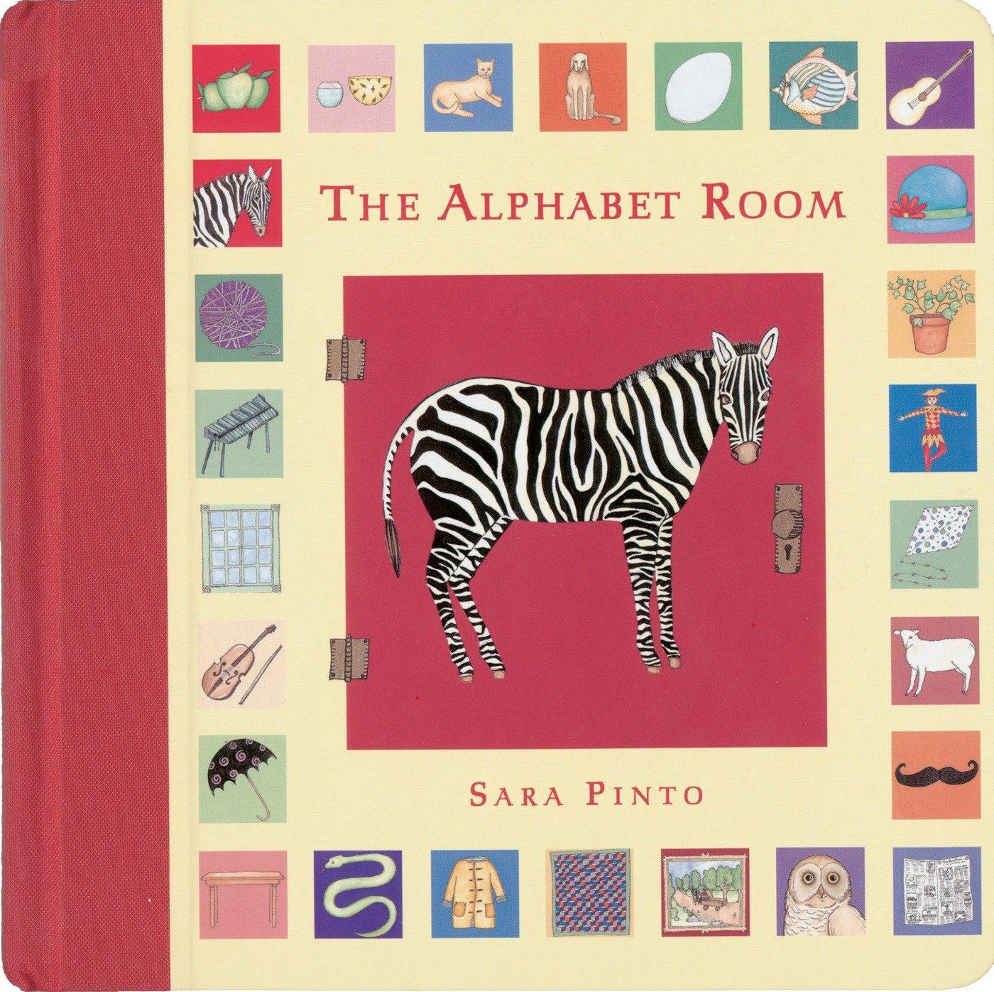 Amazon.com: The Alphabet Room (9781582348414): Sara Pinto: Books