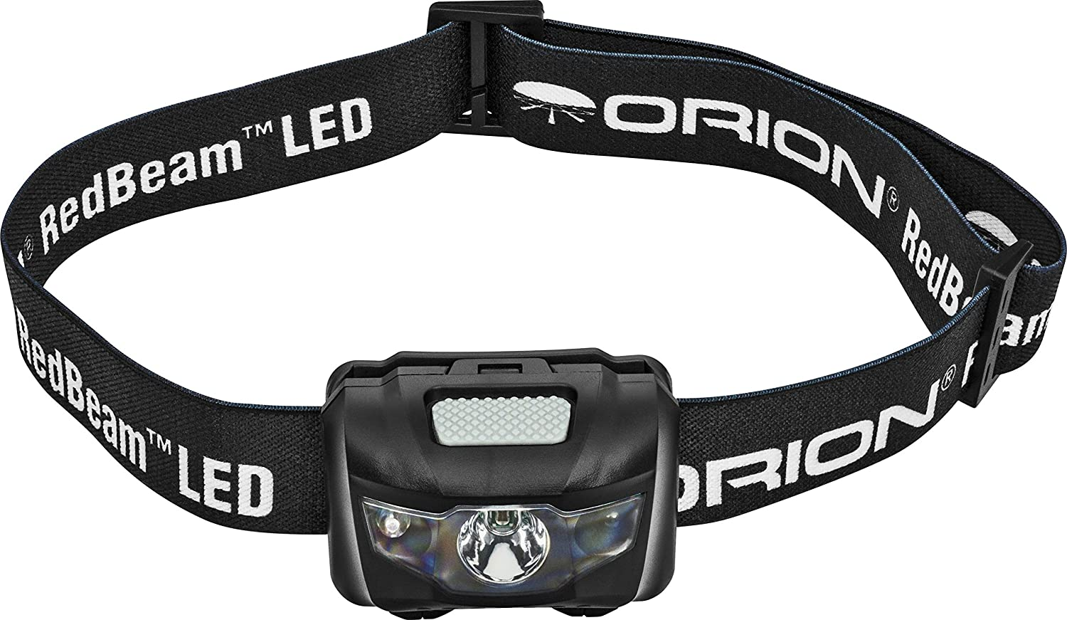 Orion 05383 Motion Sensing Led Motion Sensing Headlamp, RedBeam Optronic Technologies Inc