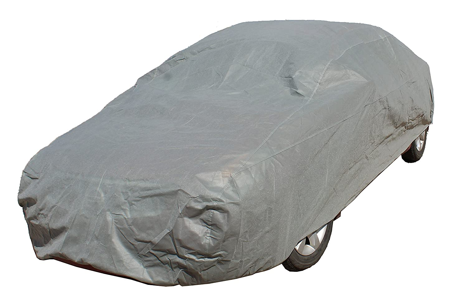 ABN Fabric Car Cover Non-Woven 170 x 65 x 47 Semi Custom Polypropylene Universal Fit for Indoor Use 4332979740