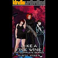 Like A Fine Wine: The Complete Series - A Mature Sci-Fi Harem
