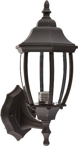 Designers Fountain 2420-BK Wall Lantern, Black
