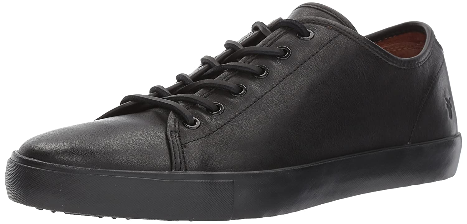 Black FRYE Men's Brett Low Fashion Sneaker