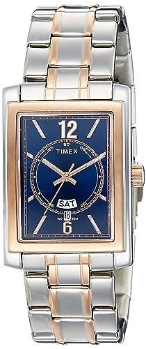 Timex Analog Blue Dial Men's Watch TW000G719 Men's Wrist Watches