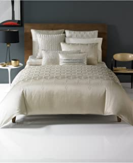 hotel collection crystalle king duvet cover