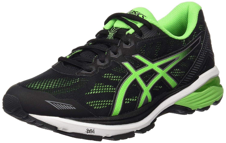 Noir (noir vert Gecko Carbon) ASICS Gt-1000 5, Chaussures de Running Homme 44.5 EU
