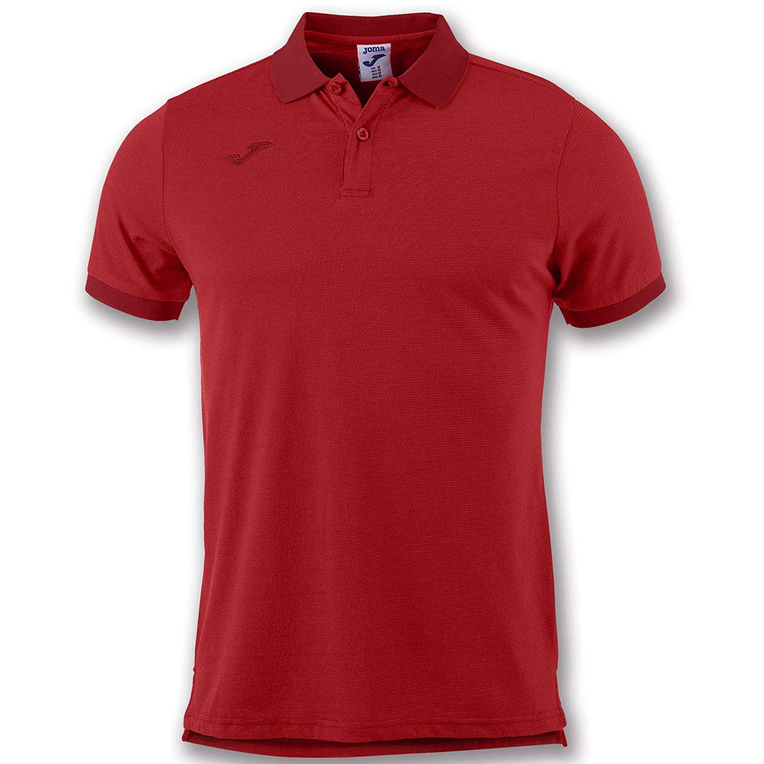 Joma Polo M//C 101062 Essential RED Fashion Uomo