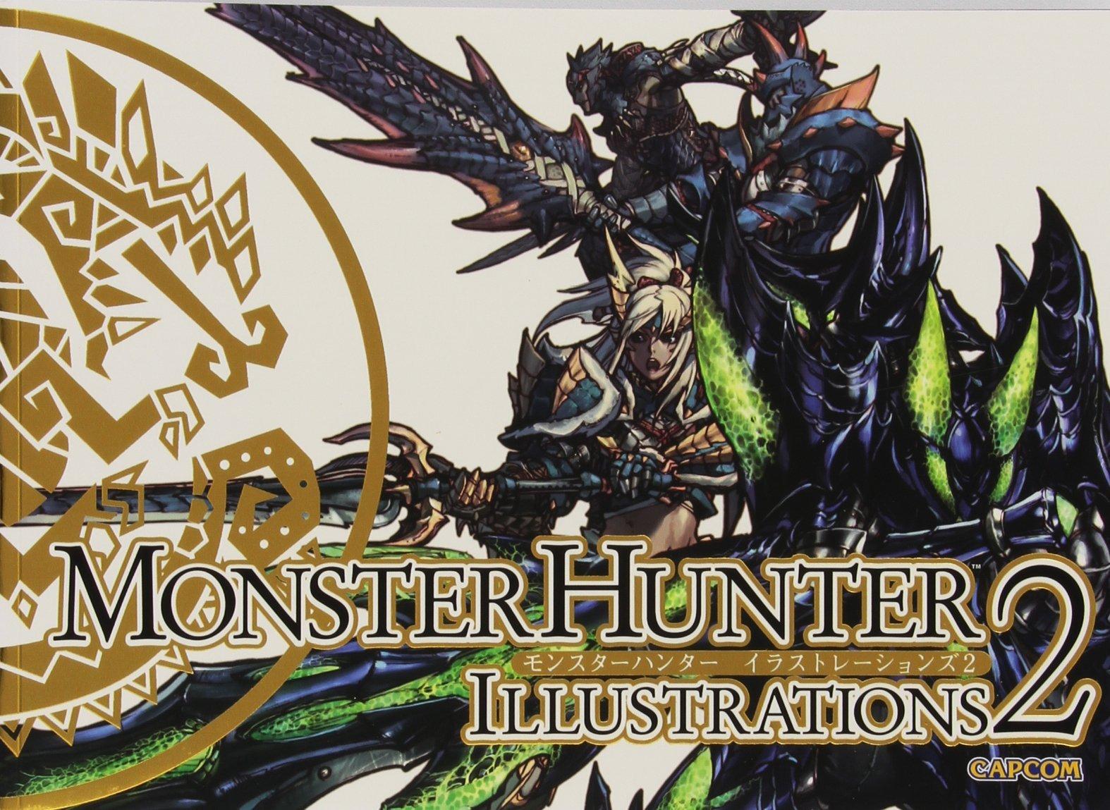 Monster Hunter Illustrations 2 by Capcom (13-Feb-2014