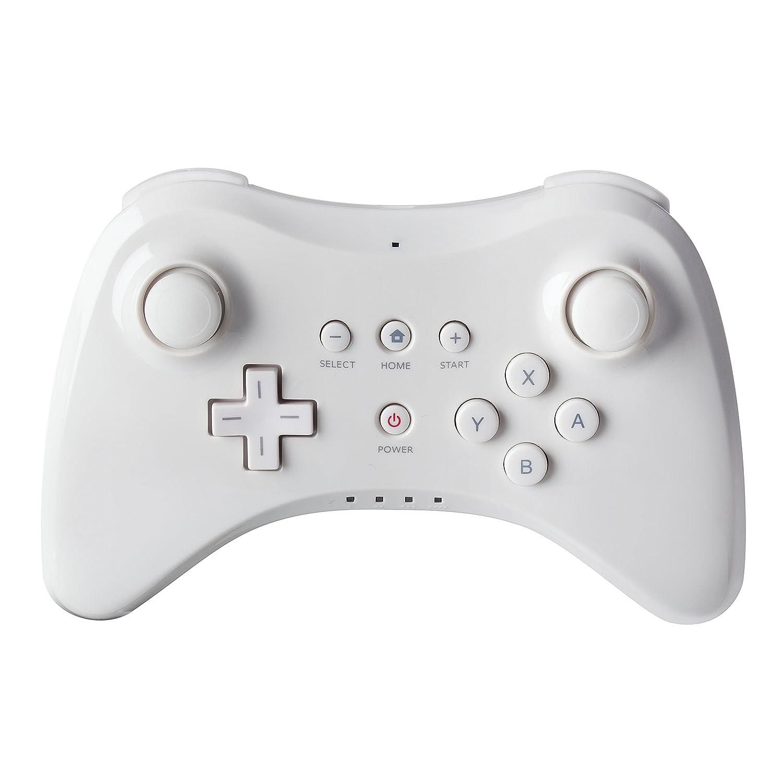 Wii U Pro Controller Gamepad | White | Wireless