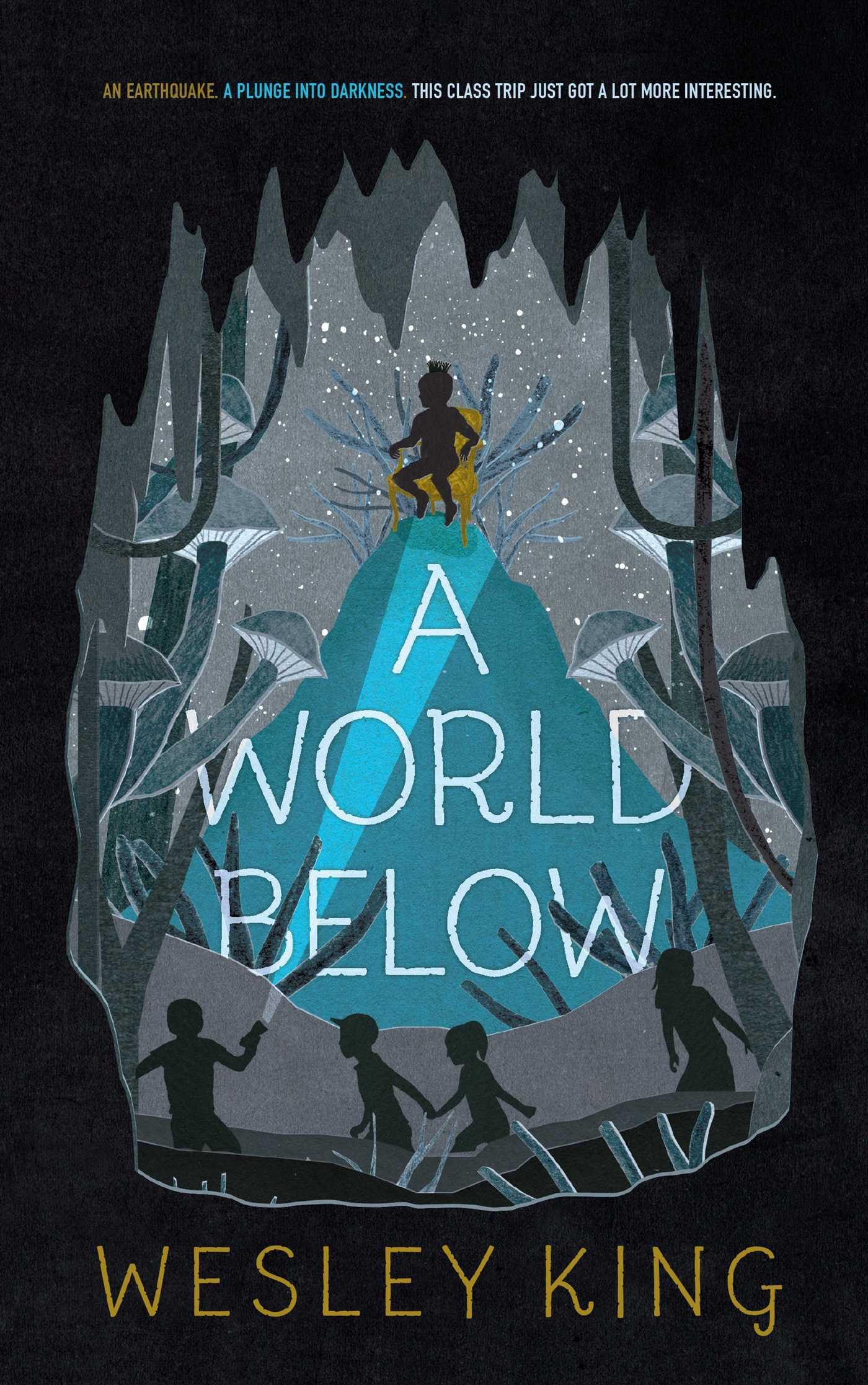 A World Below: Wesley King: 9781481478229: Amazon.com: Books