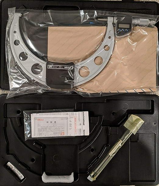 Mitutoyo 293-343-30 Digimatic Micrometer 3-4//76.2-101.6 mm IP65 Range