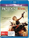Resident Evil: The Final Chapter (Blu-ray + Digital)